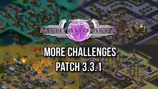Patch 3.3.1 is out!