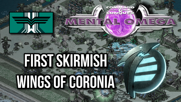 """Wings of Coronia"" - First Skirmish"