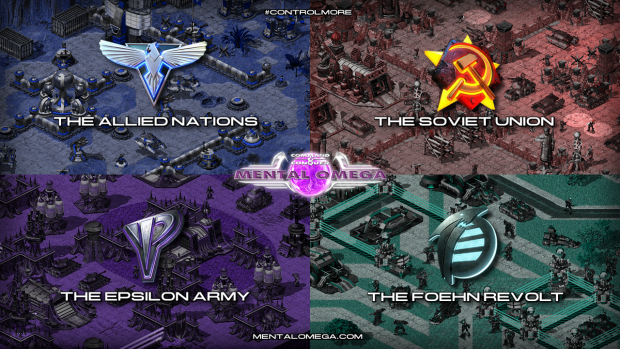 Four Factions Named