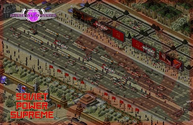 Soviet Power Supreme - Operation: The Conqueror