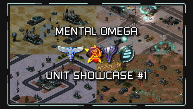 Mental Omega 3.3 - New Units Showcase #1