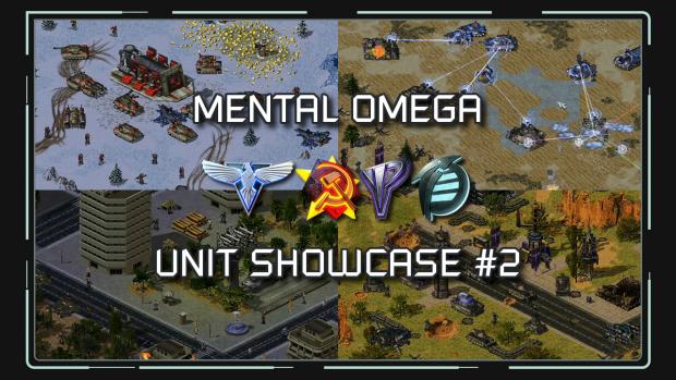 Mental Omega 3.3 - New Units Showcase #2