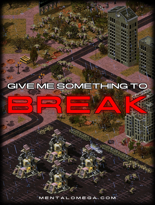 Give Me Something To Break