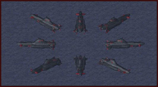 Akula Missile Sub