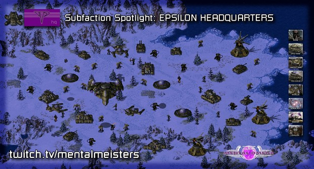 Subfaction Spotlight #9: Epsilon HQ (Nov 27)