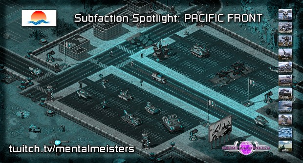 Subfaction Spotlight #1: Pacific Front (Oct 2)