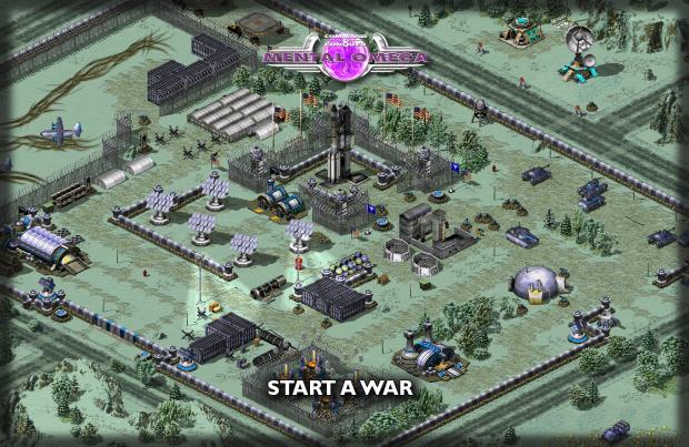 Start a war!