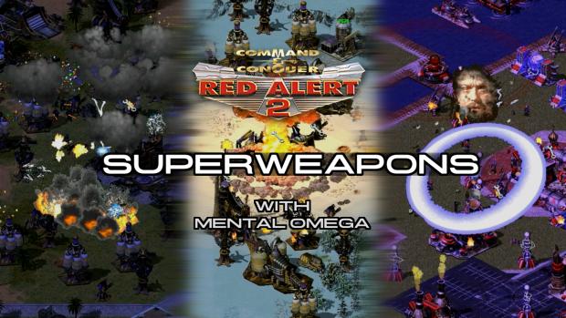 Mental Omega Superweapons