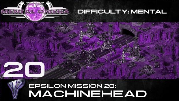 Machinehead Preview