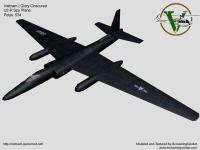 U2-R Spy Plane
