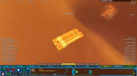 Homeworld Classic Enhanced screens