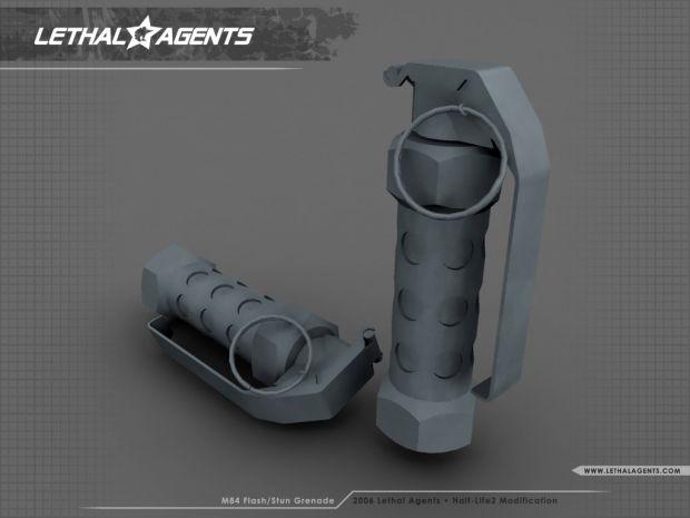 M84 Flash/Stun Grenade