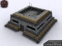 UCF Concrete Bunker