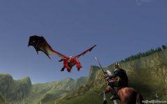Dragon vs Artedian Captain