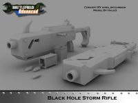 Storm Battle Rifle