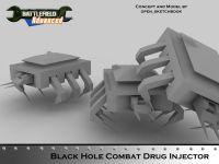 Combat Drug Injectors