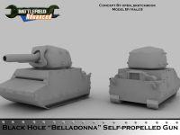 Belladonna Artillery