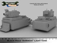 Ahriman Light Tank