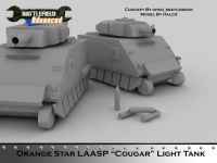 Cougar Light Tank