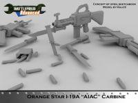 "I-19A ""AIAC"" Carbine"