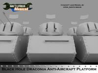 Draconia AA Platform
