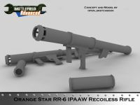 RR-6 IPAAW Recoiless Rifle