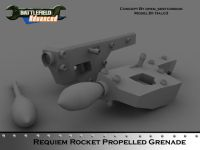 Requiem Rocket Gun