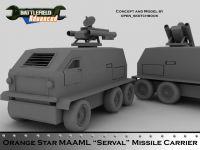 "MAAML ""Serval"" Missile System"