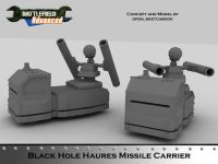 Haures Missile Carrier