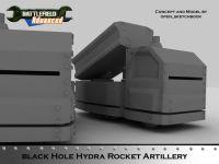 Hydra Rocket Artillery