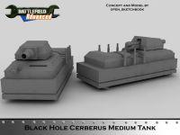 Cerberus Medium Tank