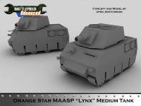 MAASP Lynx Medium Tank