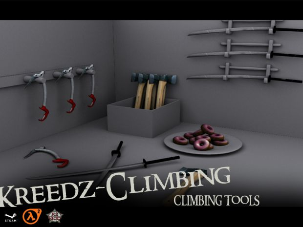 Kreedz Climbing Tools
