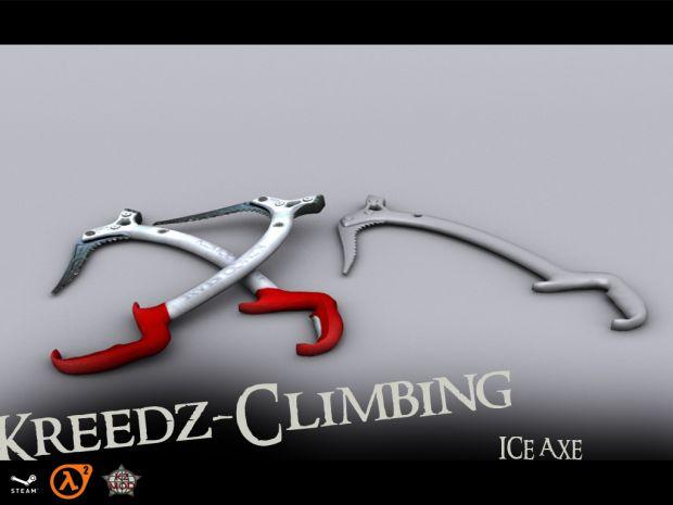 Kreedz Climbing Ice Axe