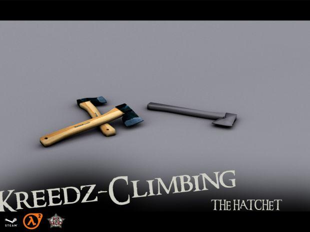 Kreedz Climbing Hatchet