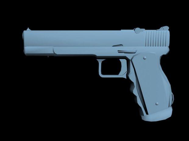 M&R .45 cal MkIII Pistol