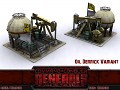 Oil Derrick Variant