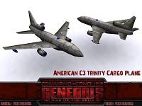 American C-3 Trinity Cargo Plane