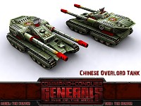 Updated Chinese Overlord