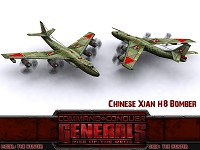 Chinese Xian H8 Bomber