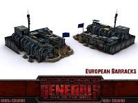 European Barracks