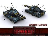 European Manticore