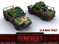 Demo Truck Variants