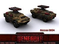 Russian BRDM