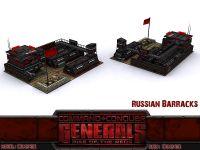 Russian Barracks