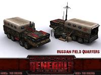 Russian Field Quarters