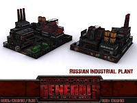 Russian Industrial Plant