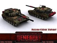 Russian Kodiak Variant