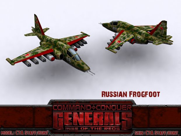 C c generals rise of the reds 1 skirmish/ land of desolation - eca,russia vs china 2/2 hd ajout