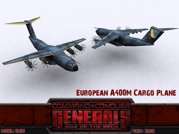 ECA A400m Transport